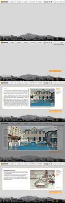 Website // Caminhos de Cascadura by Quislom