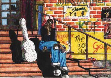 Desenho // Jennis Joplin by Quislom