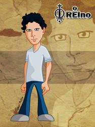 Desenho // Banda O REIno (Angelo) by Quislom