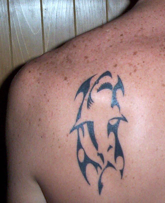 Shark tattoo by mrvargo on deviantart