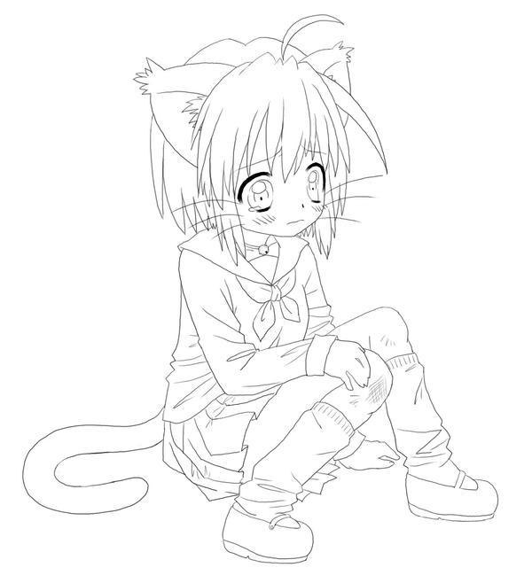 Cat Girl Nyaaa