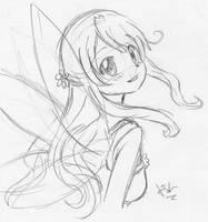 Lilac - free sketch by GaMu-ChAn