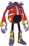 Egg Bot - Sonic Chronichles