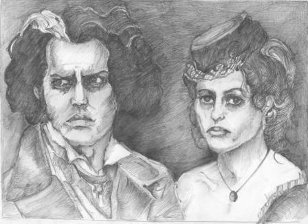 Sweeney Todd: The Demon Barber by Tavra
