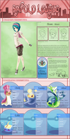 One that goes with the current -Sixfold app. by Leptocyon