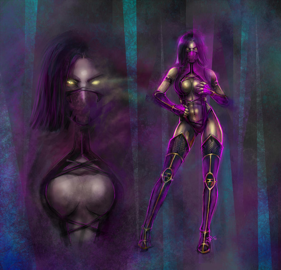 Mileena by Amales