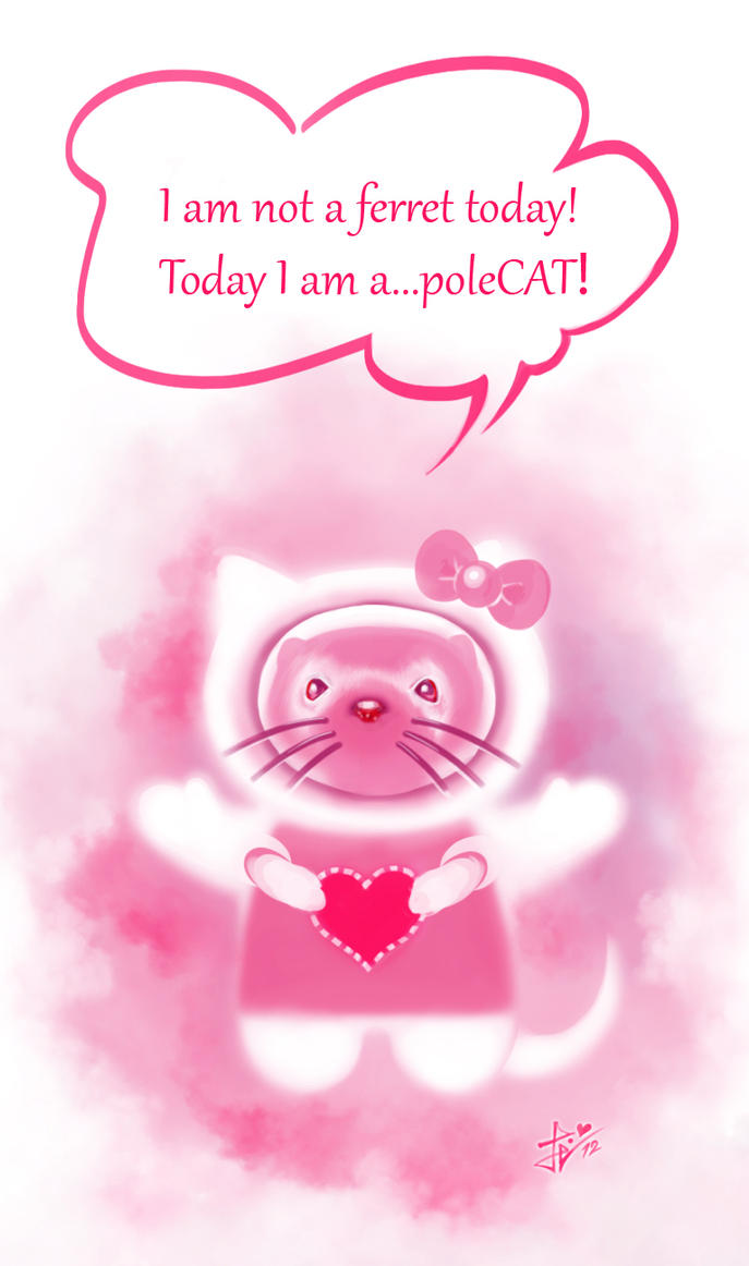 PoleKitty by Amales