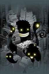 A Noir Ghost Story by deaddreamer