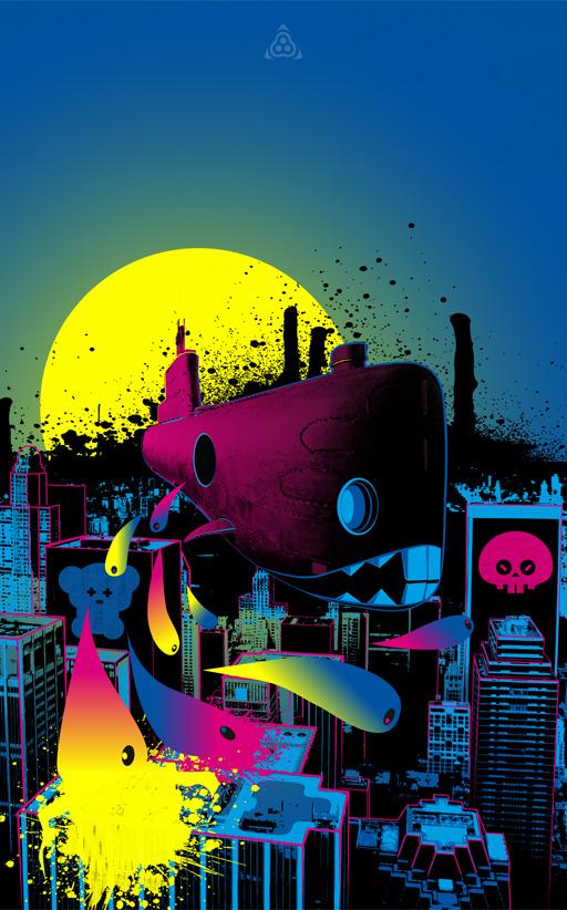 Subcolorama by deaddreamer