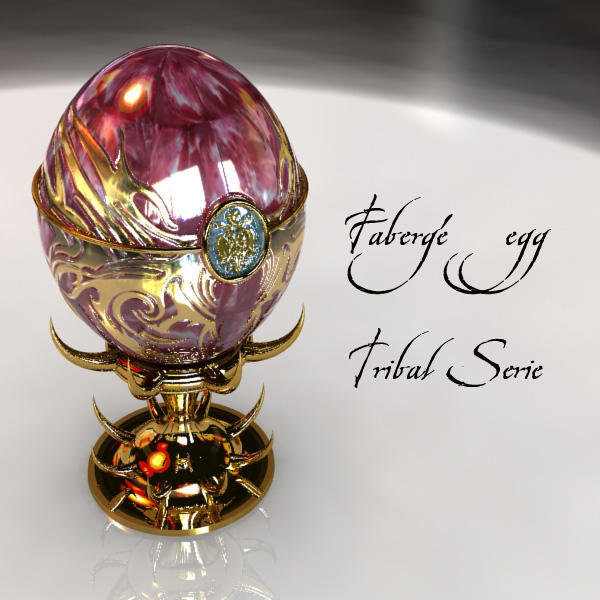 C.O.W. #212 ,the Faberge Dragon!. VOTING!