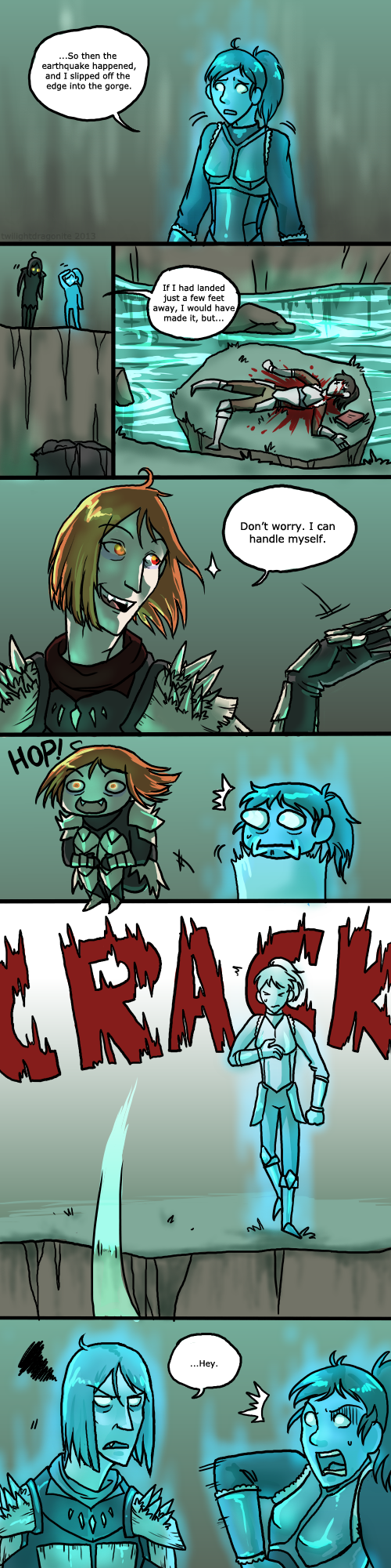10 Skyrim Comics That Will Make You Want to Start a New Character ...