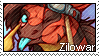 Zilowar Stamp