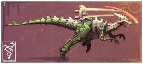 If I were a zoid pilot. . . by Shinerai