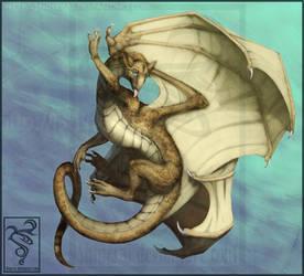 Commission: macrorufus by Shinerai