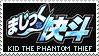 Magic Kaito stamp