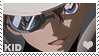 Kaitou KID stamp by Shinerai