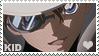 Kaitou KID stamp