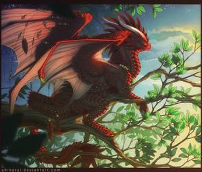 Kyraneth by Shinerai