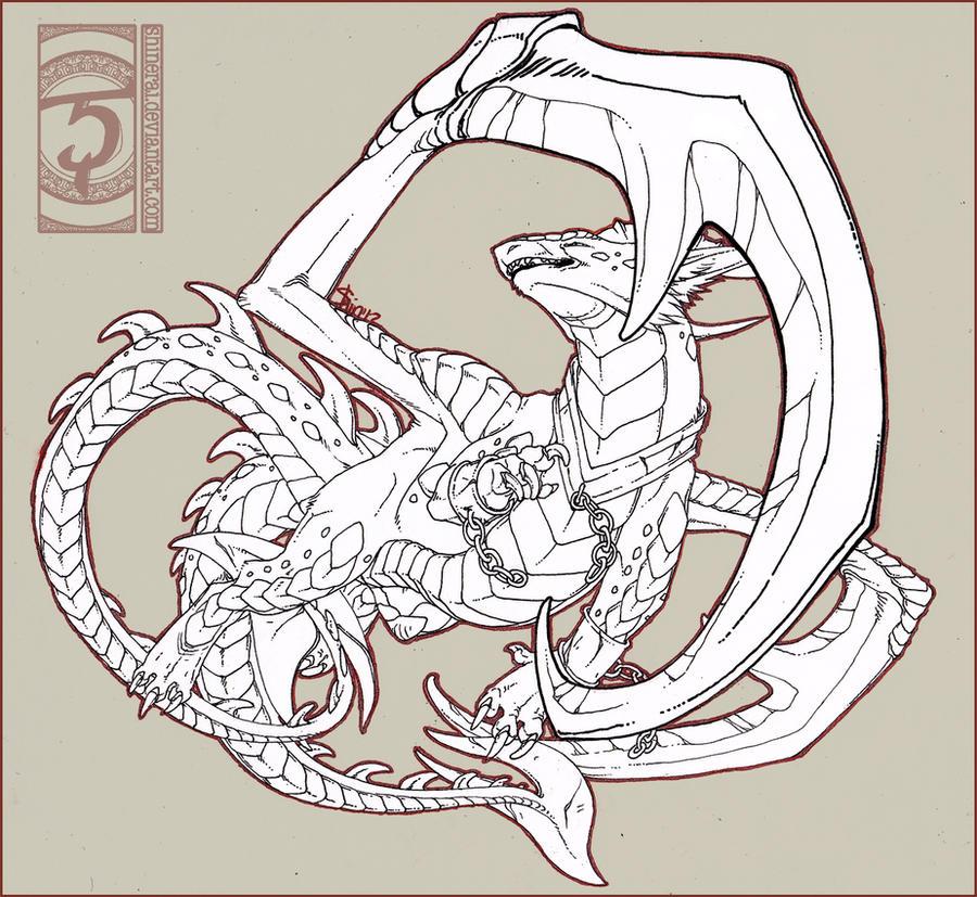 42. Cajis by Shinerai