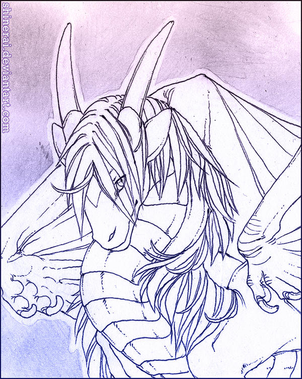 Ravenfire by Shinerai