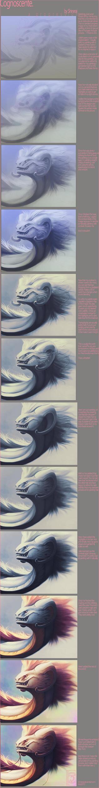 Progress: Cognoscente. by Shinerai