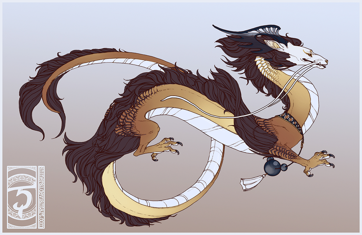Dragonpunk15 Adoptable by Shinerai