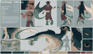 Kiro Reference. by Shinerai