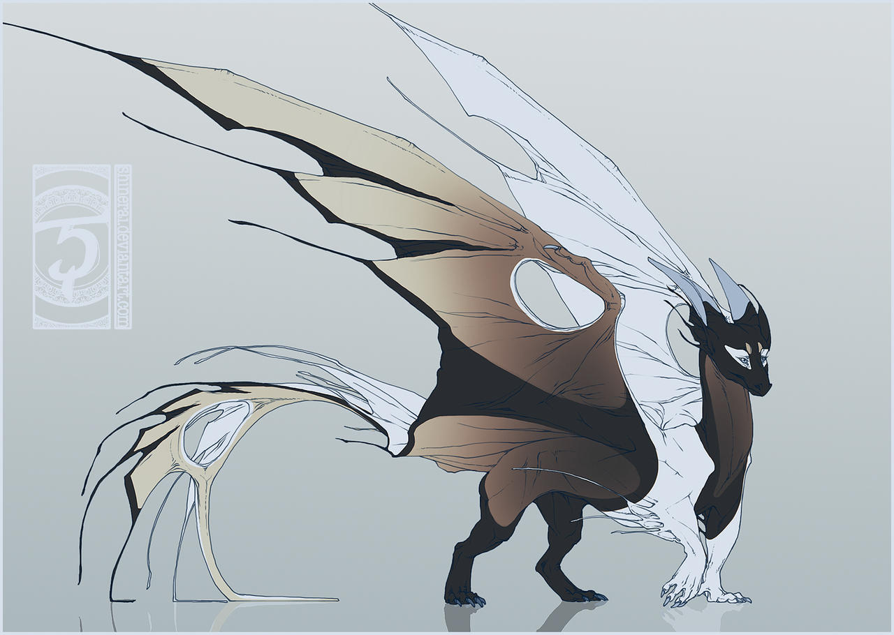 Dragon Design Auction by Shinerai
