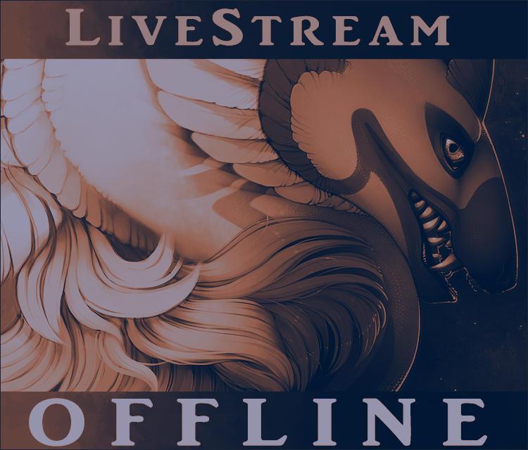 Twitch Stream: OFFLINE!