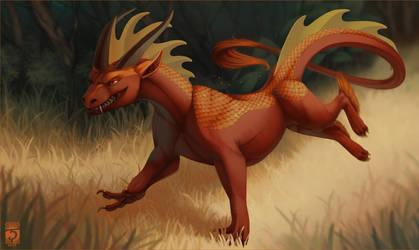 Fantasy-Xchange: Blaez by Shinerai