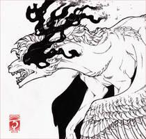 Inktober 18 by Shinerai