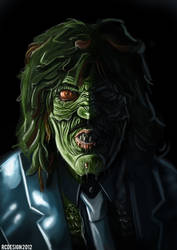Old Gregg by rcrosby93
