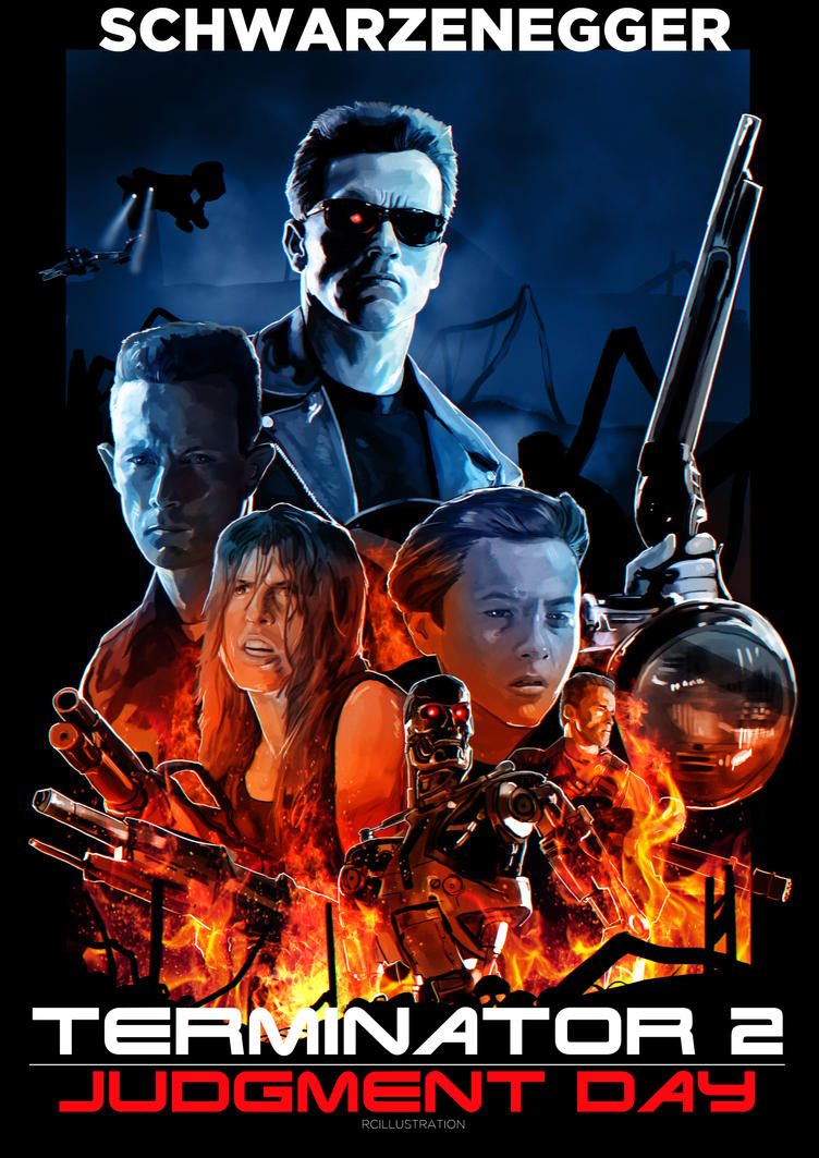 Terminator 2: Judgment Day by rcrosby93