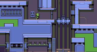 Robot Game mockup by alexpang