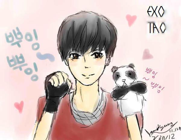 EXO Tao By JaMikyung