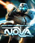 N.O.V.A. [2009] Cover