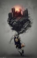 Photoshop Manipulation |Stephen Curry by TuriZsolt
