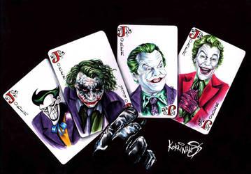 JokerCARDS by Kokkinakis-Achilleas