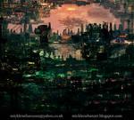 Digital City by Mick2006