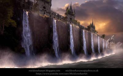 Waterfalls by Mick2006