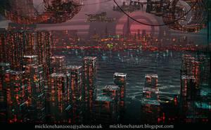 Light City by Mick2006