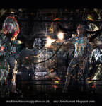 AI Assassins by Mick2006
