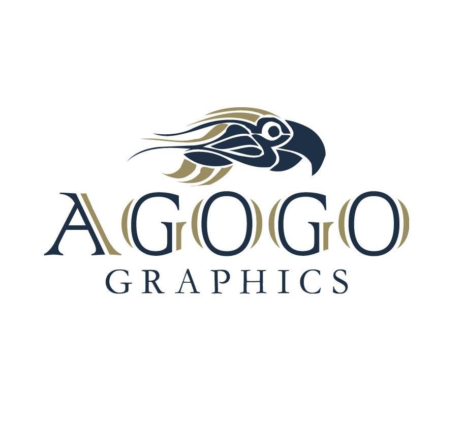 AGOGO LOGOw by magicien0707