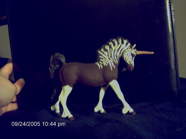 Quagga Unicorn by Shara-Moonglow