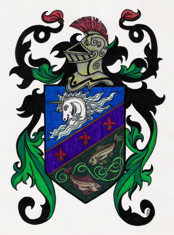Coat of Arms by Shara-Moonglow on DeviantArt