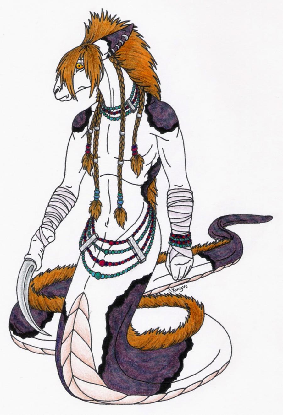 Jamaani by Shara-Moonglow