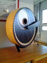 Kinetic musical sculpture - Full