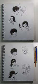 10 Original Characters