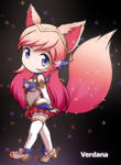 Star Guardian Ahri Chibi
