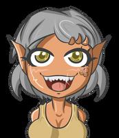 Karin cute by Askhran